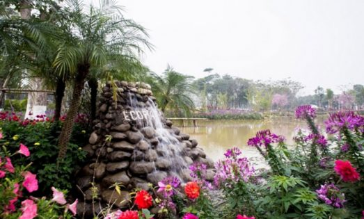 Công viên mùa xuân ecopark