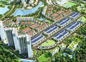 Chung cư West Bay Sky Residences Ecopark