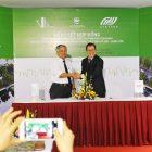 Ecopark hợp tác với nhà thầu Utracon (Singapore) để thiết kế và thi công 3 cây cầu