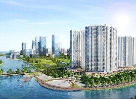 Tổ hợp căn hộ Aqua Bay sky residences Ecopark