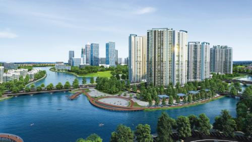Tháp Căn Hộ Central Lake serviced residences