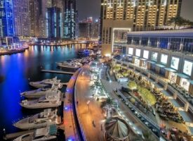 Nhà phố thương mại mặt hồ Grand Marina