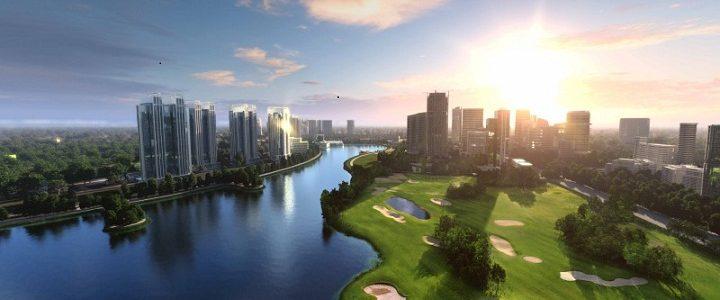 Grand Park – Tokyo Touch, tổ hợp căn hộ thông minh mang đậm phong cách Nhật Bản