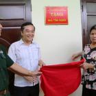 Ecopark xây nhà tình nghĩa tặng mẹ Việt Nam anh hùng