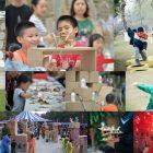 KHOE Creative Festival – Ngày hội XEM SÁNG TẠO, CHƠI SÁNG TẠO, MUA SÁNG TẠO dành cho cả gia đình