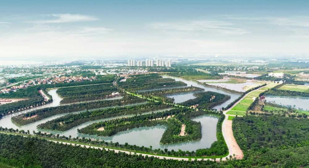 Cuộc sống triệu đô của siêu biệt thự đảo Ecopark Grand – The Island