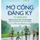 Mở cổng đăng kí Early Bird giải chạy Ecopark Marathon