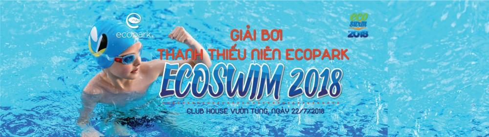 Điều lệ giải bơi thanh thiếu niên Ecopark 2018