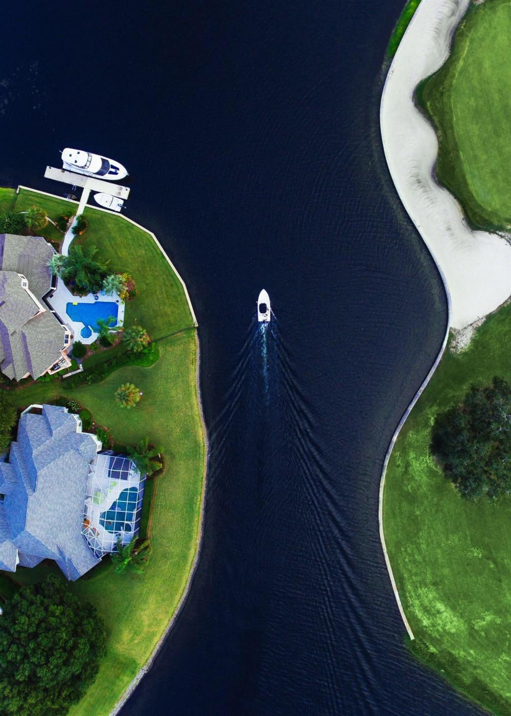 Hệ thống tuần hoàn nước khổng lồ tại biệt thự đảo Ecopark