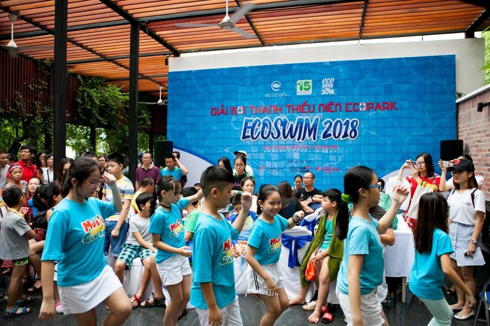 Tưng bừng chuỗi  hoạt động chào mừng 15 năm thành lập Ecopark