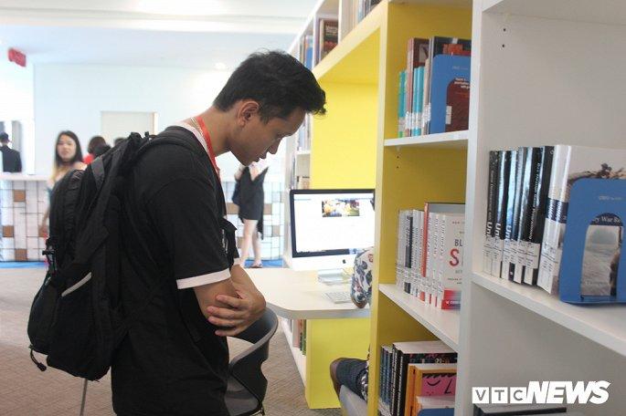 Bộ trưởng Giáo dục dự lễ khánh thành khuôn viên trường đại học đẳng cấp quốc tế tại Việt Nam