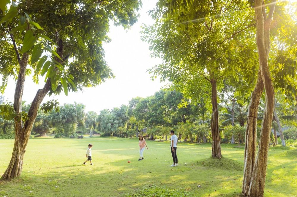 Ecopark - 15 năm tiên phong cuộc sống xanh