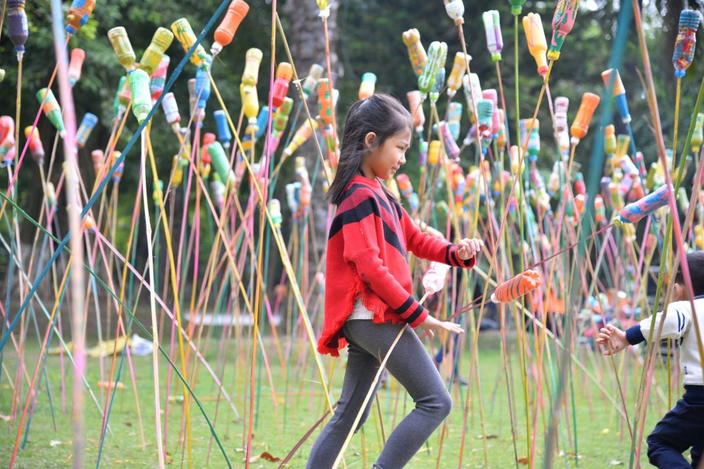 Ngày hội sáng tạo KHOE Festival 2018