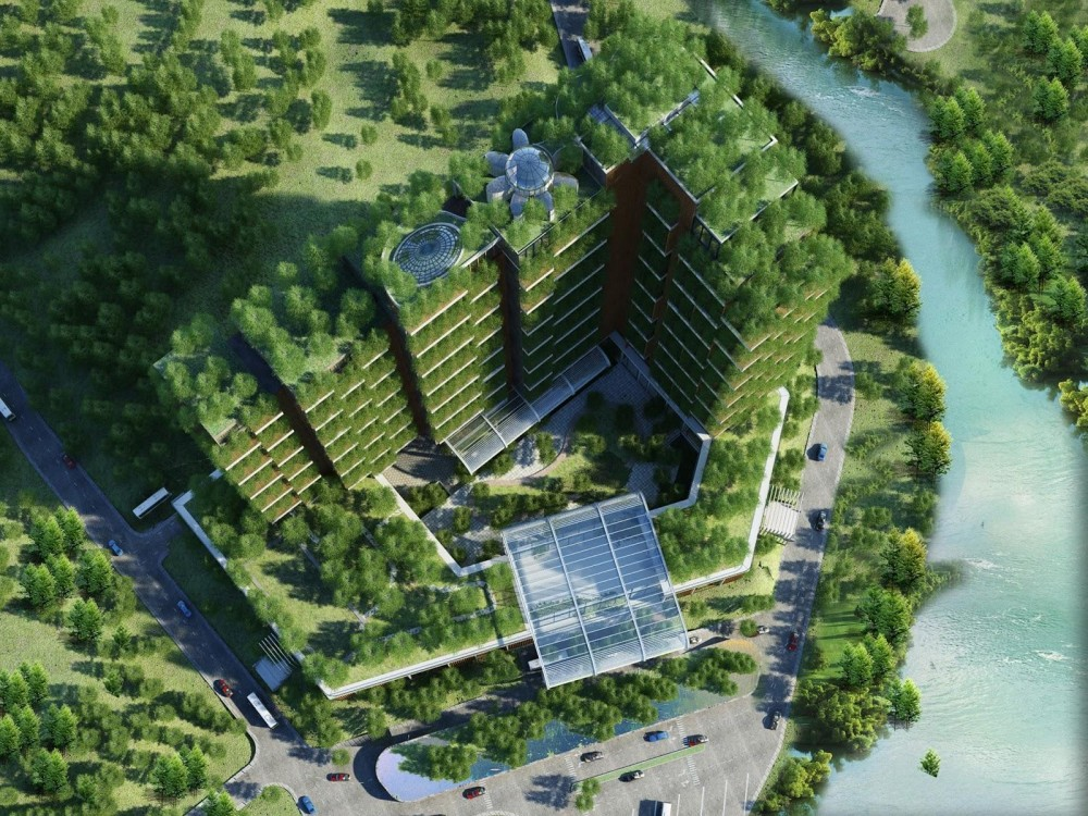 Những dự án bất động sản nào đang tạo sóng cuối năm?