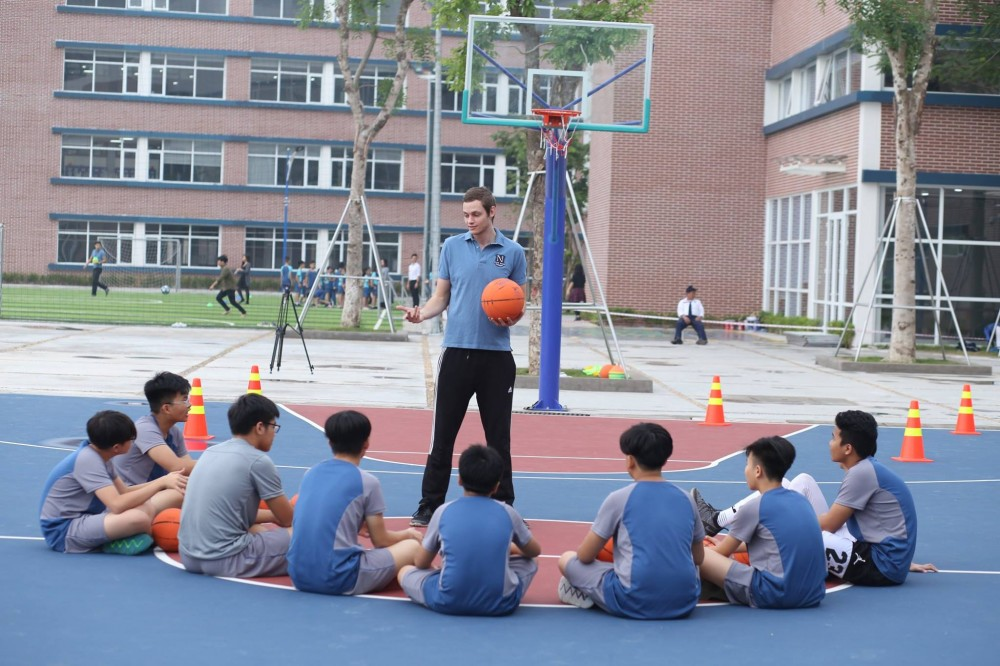 Hệ thống giáo dục đẳng cấp tại khu đô thị tri thức Ecopark