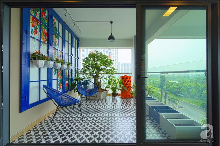 Căn hộ 158m² hòa mình cùng thiên nhiên trong khu đô thị xanh bậc nhất ở Hà Nội