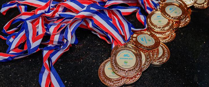 Giải bơi thanh thiếu niên Ecopark 2019 – Kình ngư nhí tranh tài quyết liệt