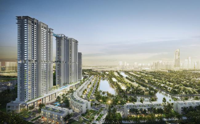 Triển khai tòa tháp đôi 41 tầng cùng hàng loạt tiện ích tầm cỡ trong Ecopark