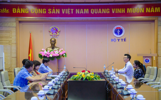 Ecopark đồng hành cùng đội ngũ y tế tuyến đầu chống Covid-19 tại Bệnh viện C Đà Nẵng