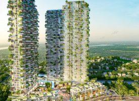 Khu căn hộ cao cấp Sol Forest Ecopark residences