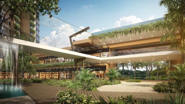 Ecopark chi nghìn tỷ làm công viên riêng biệt cho 2 tòa tháp thiên nhiên nhất khu đô thị - 7
