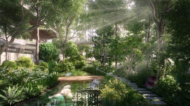 Thiên đường nghỉ dưỡng tựa Bali giữa lòng Ecopark - 5