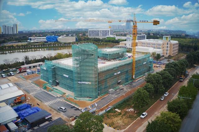 Bệnh viện Đại học Y Khoa Tokyo sắp khai trương tại Ecopark - 3