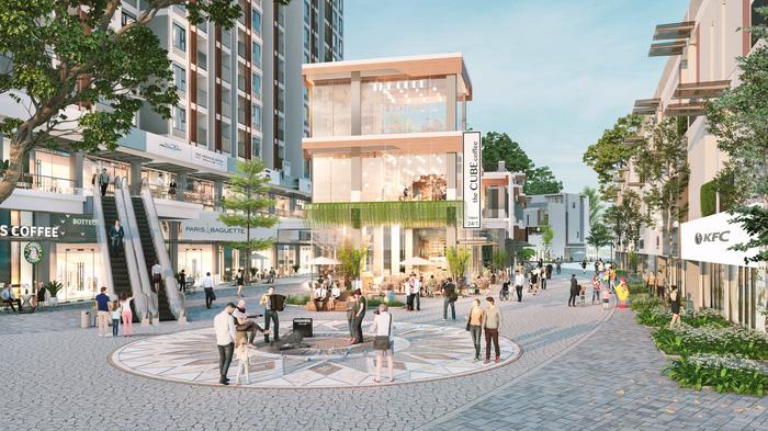 Triển khai tổ hợp mua sắm giải trí lớn nhất Hà Nội tại Ecopark - Ảnh 3.