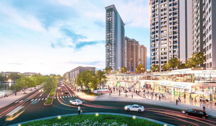 Triển khai tổ hợp mua sắm giải trí lớn nhất Hà Nội tại Ecopark - Ảnh 4.
