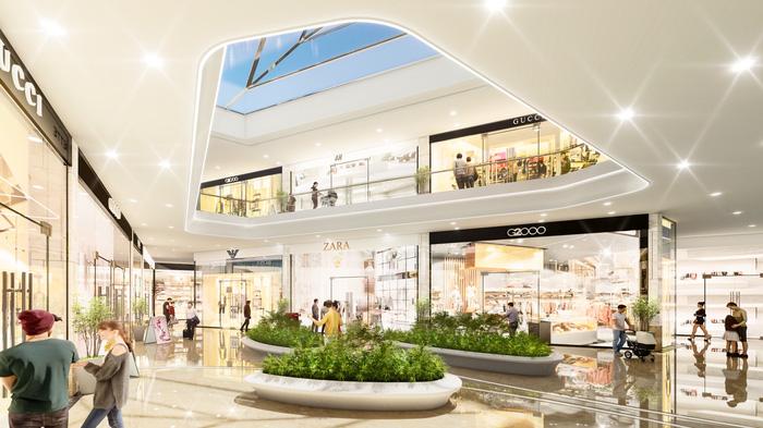 Triển khai tổ hợp mua sắm giải trí lớn nhất Hà Nội tại Ecopark - Ảnh 6.