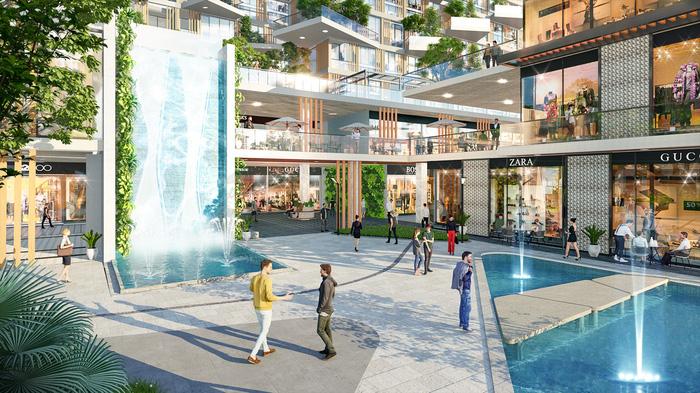 Triển khai tổ hợp mua sắm giải trí lớn nhất Hà Nội tại Ecopark - Ảnh 7.