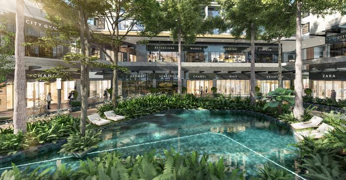 Triển khai tổ hợp mua sắm giải trí lớn nhất Hà Nội tại Ecopark - Ảnh 9.