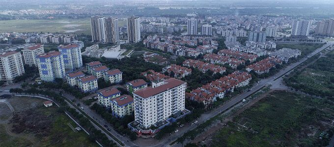 Giá bất động sản khu Đông Hà Nội tiếp tục tăng