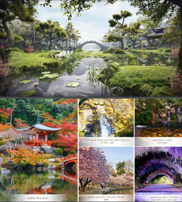 tiện ích tiện ích Swanlake Residences The Onsen Ecopark