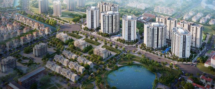 Thị trường bất động sản Hà Nội sôi động trở lại sau giãn cách, Long Biên trở thành điểm sáng